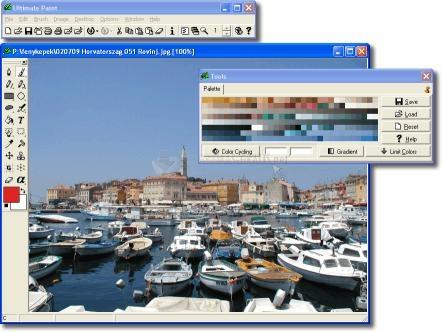 Pantallazo Ultimate Paint LE Freeware Edition