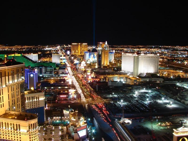 Pantallazo Las Vegas Strip