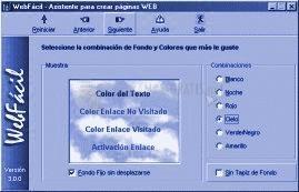 Pantallazo Webfácil