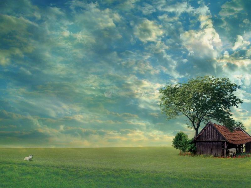 Paisaje campestre descargar gratis en espa ol for Autoarq paisajismo