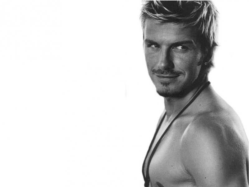 Pantallazo David Beckham Screensaver
