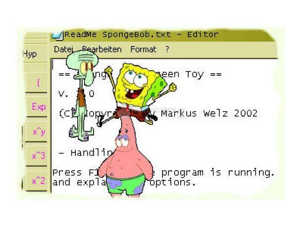 Pantallazo Sponge Bob Screen