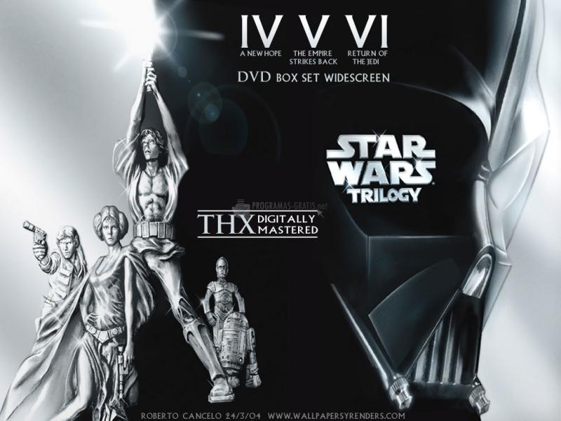 Pantallazo Star Wars Trilogy