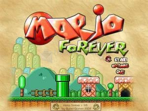 Pantallazo Super Mario 3: Mario Forever