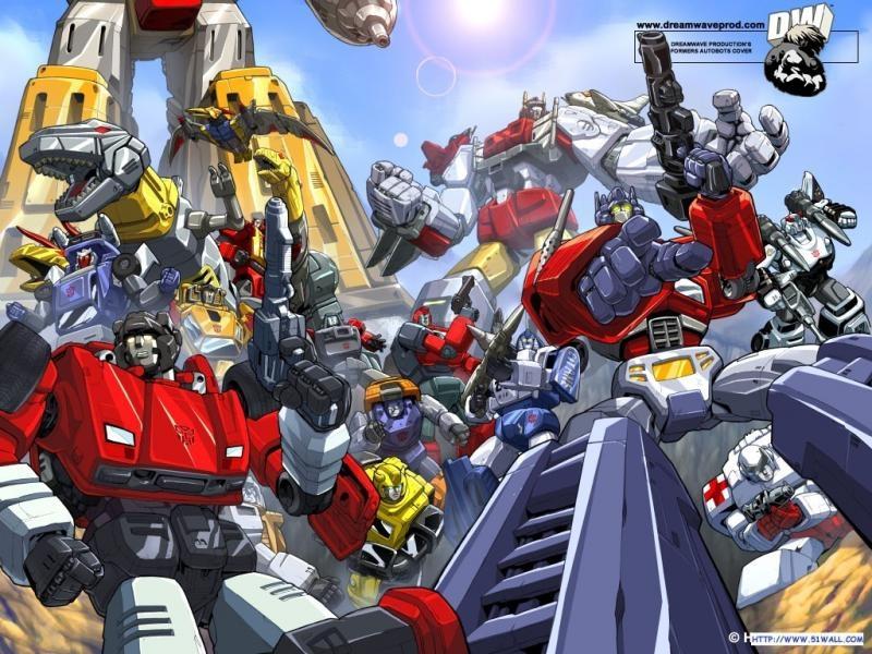 Pantallazo Transformers