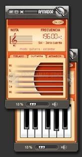 Pantallazo Afinador multi-instrumento