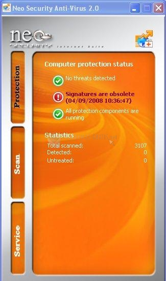 Foto Neo Security Antivirus