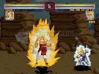 Pantallazo Dragon Ball Z MUGEN Edition