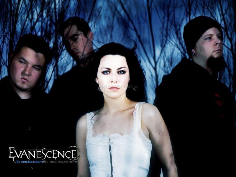 Pantallazo Evanescence