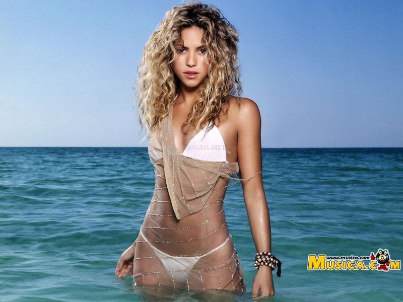 Pantallazo Shakira