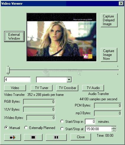 Pantallazo MPEG Recorder