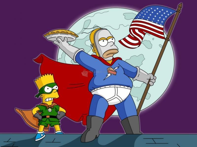 Pantallazo Super Homer