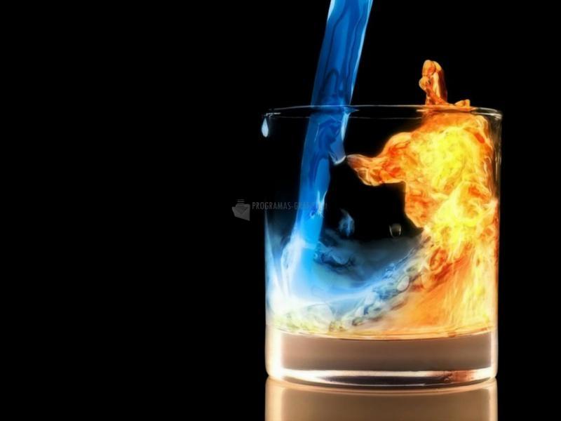Pantallazo Agua y Fuego