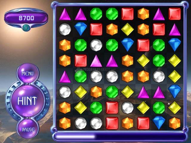 Pantallazo Bejeweled 2 Deluxe