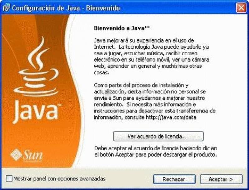 Captura Máquina Virtual Java