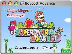 Pantallazo Boycott Advance