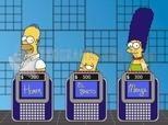Pantallazo The Simpsons Jeopardy