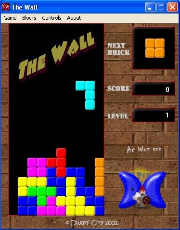 Pantallazo The Wall