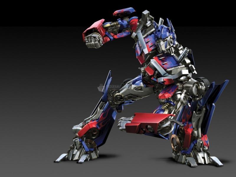 Pantallazo Optimus Prime