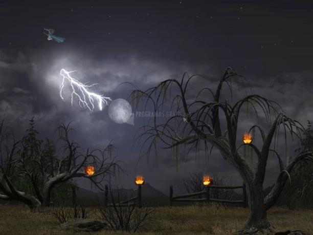 Pantallazo Halloween Night