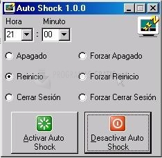 Pantallazo Auto Shock Vertigo