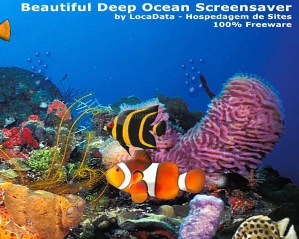 Pantallazo Beautiful Deep Ocean
