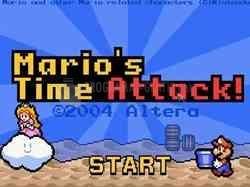 Pantallazo MostFun Mario`s Time Attack