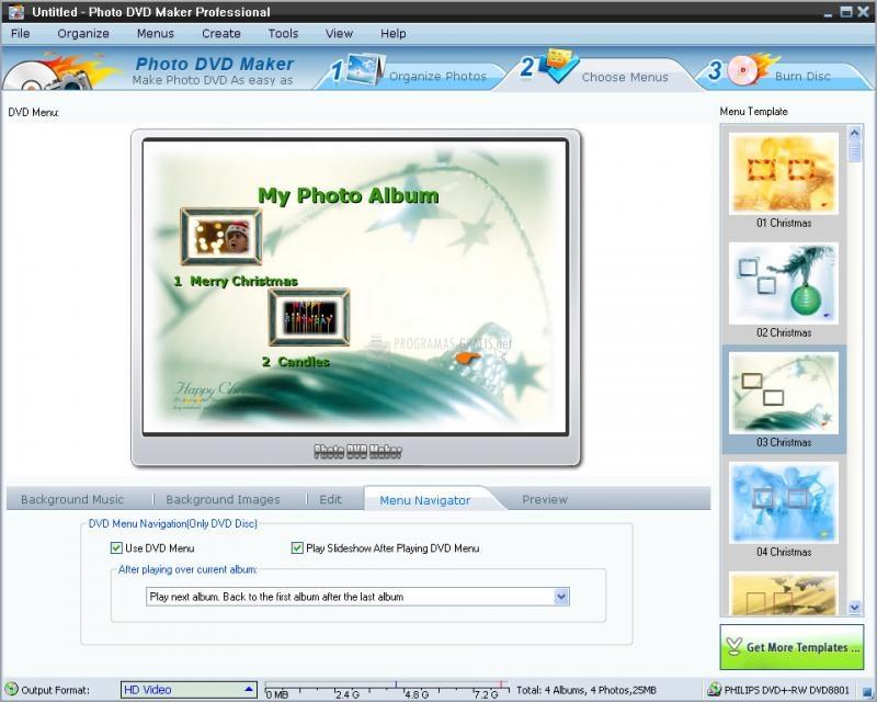Foto Anvsoft Photo DVD Maker