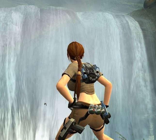 Pantallazo Tomb Raider Legend Parche