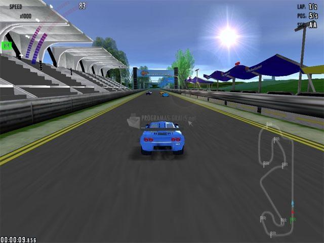Pantallazo Hot Racing