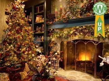 Pantallazo Xmass Fireplace