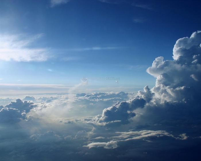 Pantallazo Blue Sky