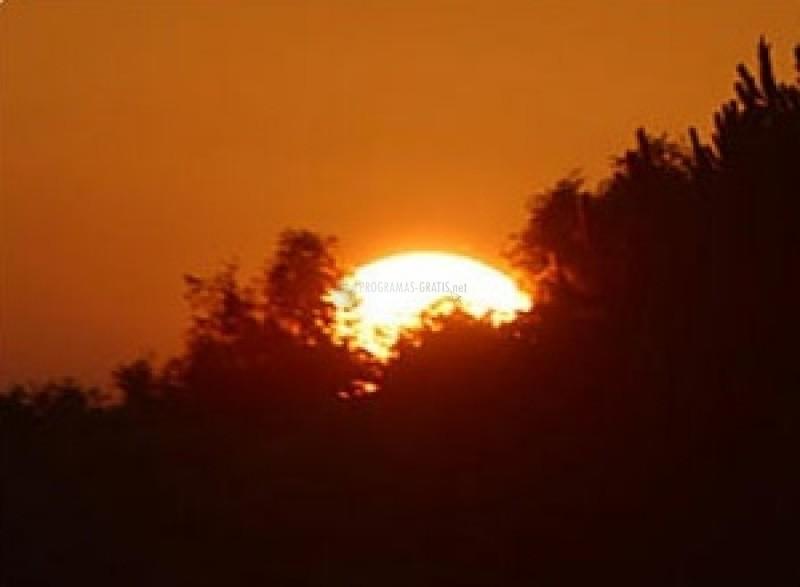 Pantallazo A Beautiful Sunset Screensaver