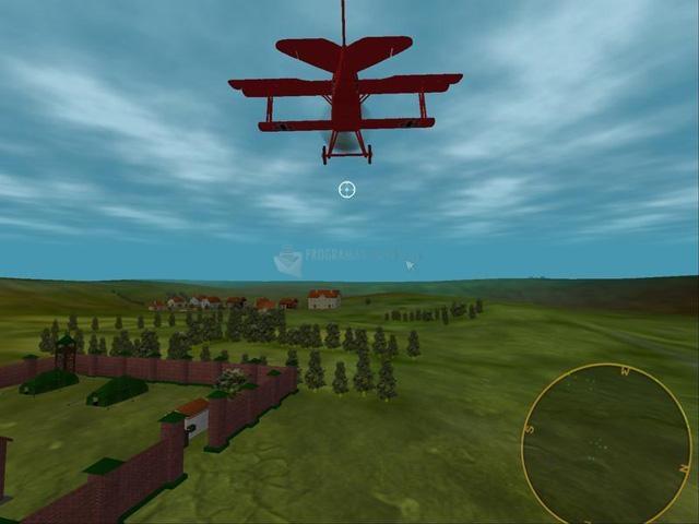 Pantallazo Sky Fight
