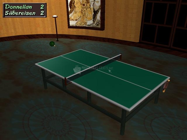 Foto Table Tennis Pro