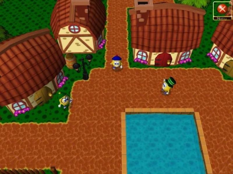 Pantallazo Wonderland Adventures