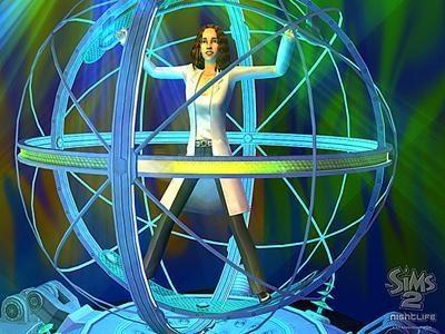 Pantallazo Los Sims 2: Noctambulos Parche