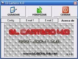 Pantallazo El Cartero