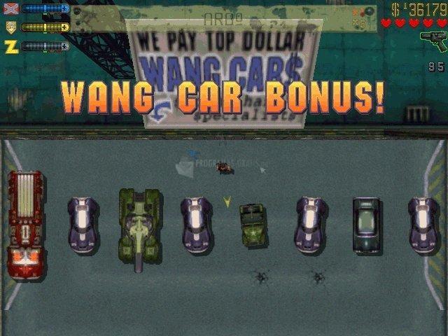 Pantallazo Grand Theft Auto 2  (GTA2)