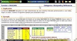 Pantallazo Manual de Funciones Excel