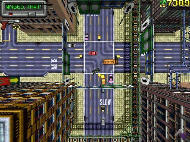 Pantallazo Grand Theft Auto GTA
