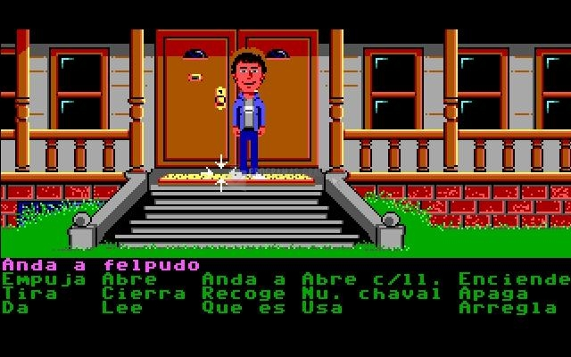 Pantallazo Maniac Mansion Deluxe