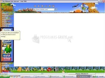 Pantallazo Kid Safe Browser