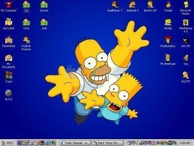 Pantallazo Homer