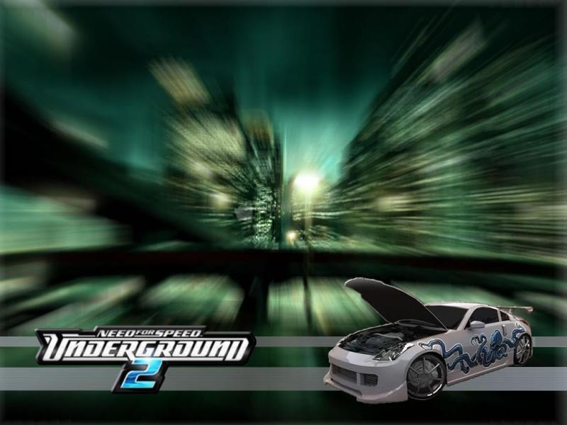 Pantallazo Fondo Need for Speed