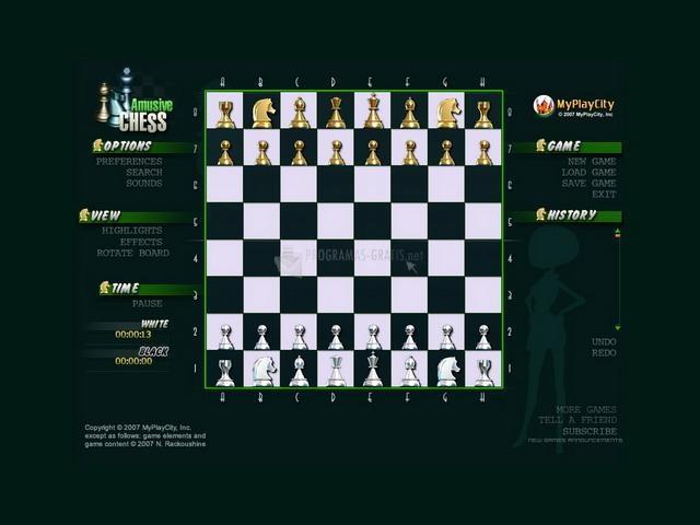 Pantallazo Amusive Chess