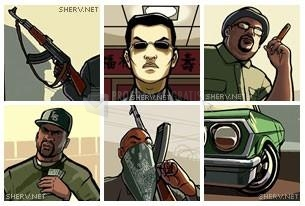 Pantallazo GTA San Andreas Display Pictures