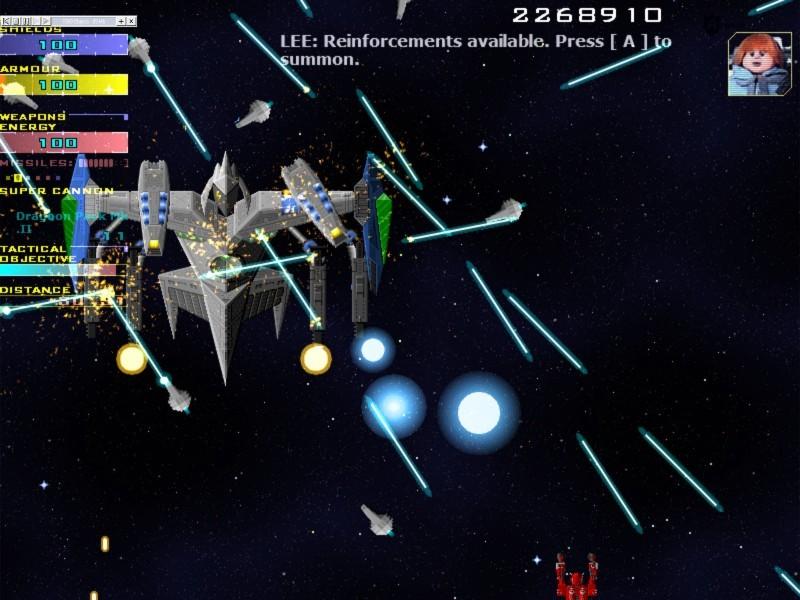 Pantallazo X-Bomber