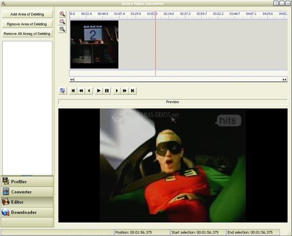 Screenshot Axara Video Converter