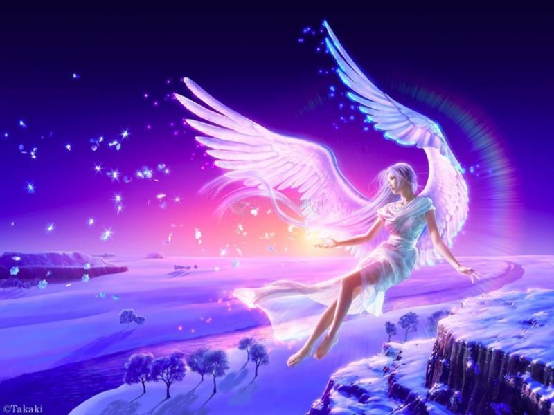Pantallazo Angel volando